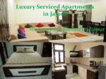 My Service Apartment Jaipur | Comfort and Luxurious Like Home