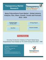 Spray Polyurethane Foam Market - Share, Growth, Trends and Forecast, 2013 – 2019