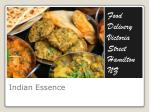 Indian and Punjabi Food Delivery in Victoria Street Hamilton