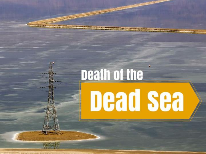 death of the dead sea n.
