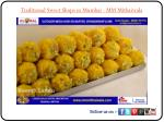 Traditional Sweet Shops in Mumbai - MM Mithaiwala