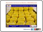 Best Dealers In Sweets in Mumbai- MM Mithaiwala