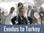 Exodus to Turkey