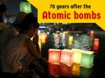 70 years after the atomic bombs