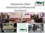 Service Apartments in Jaipur – Famous For Their Amenities
