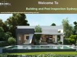 building inspection, pest inspection, pool inspection