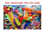 Arts And Crafts Kits For Kids