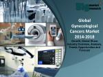 Global Gynecological Cancers Market 2014-2018 - Market Size, Trends, Growth & Forecast