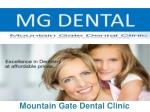 What all should you look for in your family dentist?