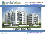 Flats for sale in begur road