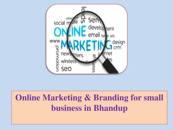online marketing branding for small business in bhandup n.
