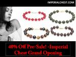 40% Off Pre-Sale! -Imperial Chest Grand Opening
