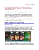 Global Sports & Energy Drinks Market Size, Share, Global Trends, Company Profiles And Analysis To 2015