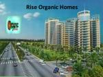 Rise Organic Homes NH 24 Ghaziabad Project