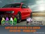 SUPERIOR WATERLESS WASH SYSTEMS – PEARLUSA