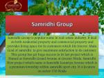 Samridhi Group New Project | Samridhi  Luxuriya Avenue