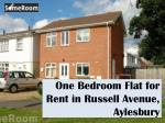 One Bedroom Flat for Rent in Russell Avenue, Aylesbury
