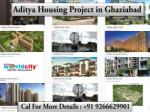 Aditya Housing Project in Ghaziabad
