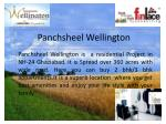 Panchsheel Wellington – Residential Apartment in Ghaziabad