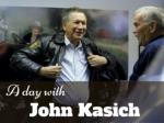 A day with John Kasich