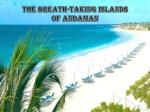 The Breath-Taking Islands of Andaman