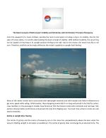 The Basic Concepts of RoRo Vessel's Stability and Similarities with Archimedes' Principle of Buoyancy