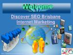 Internet Marketing | Discover SEO Brisbane