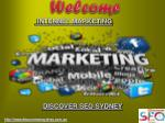 Internet Marketing | Discover SEO Sydney