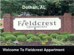 Apartments for Rent in Dothan, AL