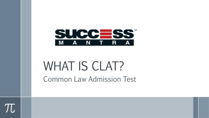 what is clat n.
