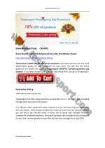 CompTIA CASP CAS-002 exam torrent.pdf