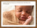 Best Moments of Motherhood with Maternity Photography