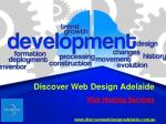 Cheap Hosting at Adelaide | Discover Web Design Adelaide