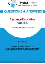 Arcitura Education S90-08A Exam Questions