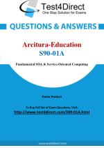 Arcitura Education S90-01A Exam Questions