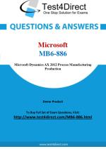 Microsoft MB6-886 Exam - Updated Questions