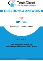 HP HP0-Y50 Test Questions
