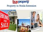 Residential/ Commercial Property in Noida Extension