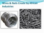 Famous steel manufacturing company-African Industries Group