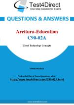 C90-02A Arcitura Education Exam - Updated Questions