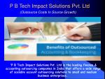 Outsourcing Bookkeeping/Data Processing Services in India