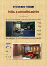 Specialists In Architectural Drafting Services