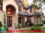 Reliable Building and Pest Inspection Services in Brisbane