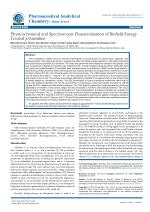Characterization of Biofield Energy Treated p-Anisidine