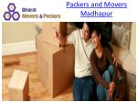 Packers and Movers Madhapur