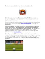 How to determine reliability of sure win soccer tips of tipsters?
