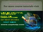 MTH 231 Instant Education uophelp