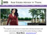 properties in thane, property in thane west