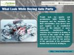 Affordable Elantra Auto Parts Dealer