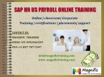 SAP US PAYROLL ONLINE TRAINING IN AUSTRALIA|DUBAI